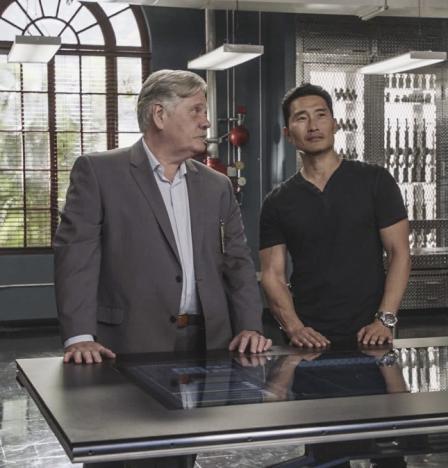 Guest Investigator - Hawaii Five-0 Season 7 Episode 20