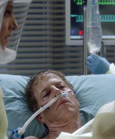Tom's Battle - Tall - Grey's Anatomy Season 17 Episode 5