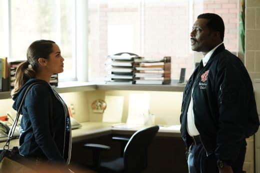 Paternal Advice - Chicago Fire Season 6 Episode 7