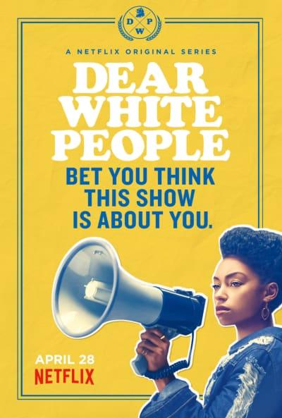 Dear White People: Renewed for Season 2 at Netflix! - TV Fanatic