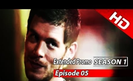 """The Originals Promo: """"Sinners and Saints"""""""