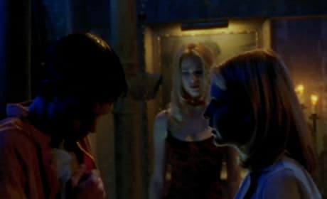 Cough Cough - Buffy the Vampire Slayer Season 2 Episode 7