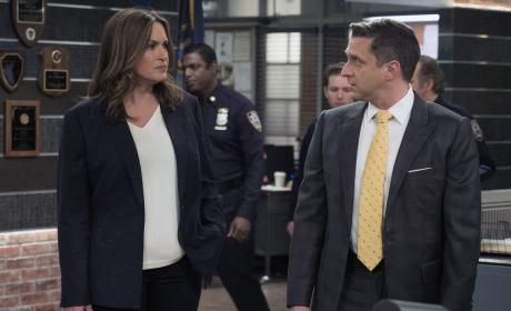 Dropping the Case - Law & Order: SVU
