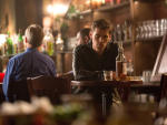 Klaus at a Bar