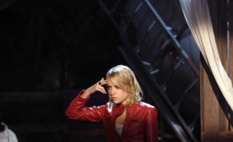 Alexz Johnson as Saturn Girl