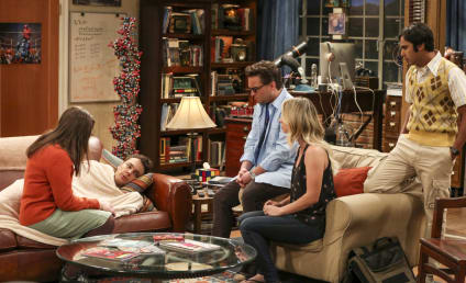 The Big Bang Theory Season 10 Episode 20 Review: The Recollection Dissipation