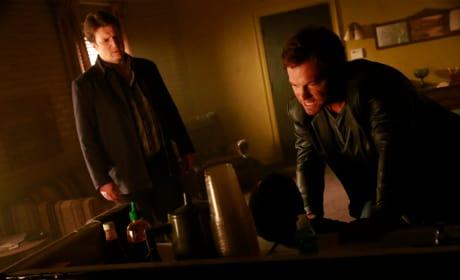 Slaughter Plays Rough - Castle Season 8 Episode 6