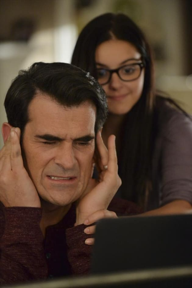 Not What Phil Needed to Hear - Modern Family Season 6 Episode 16