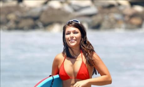 DeAnna Pappas Bikini Photo