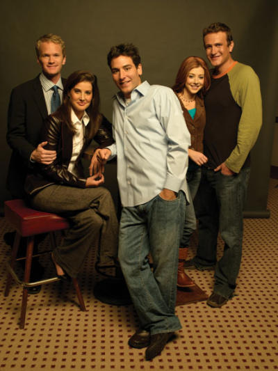 How I Met Your Mother Cast Photo
