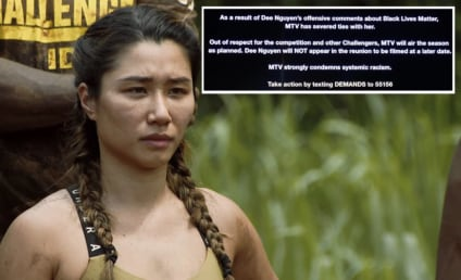 The Challenge: MTV Airs Heavily Edited Episode Following Dee Nguyen Firing
