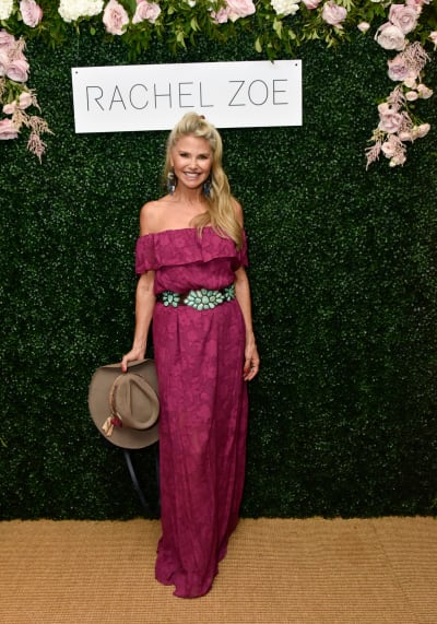 Christie Brinkley Attends Event