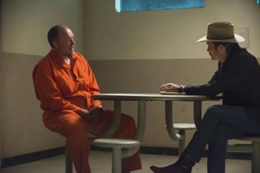 Raylan in Prison
