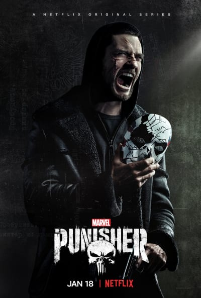 The Punisher Season 2 Poster