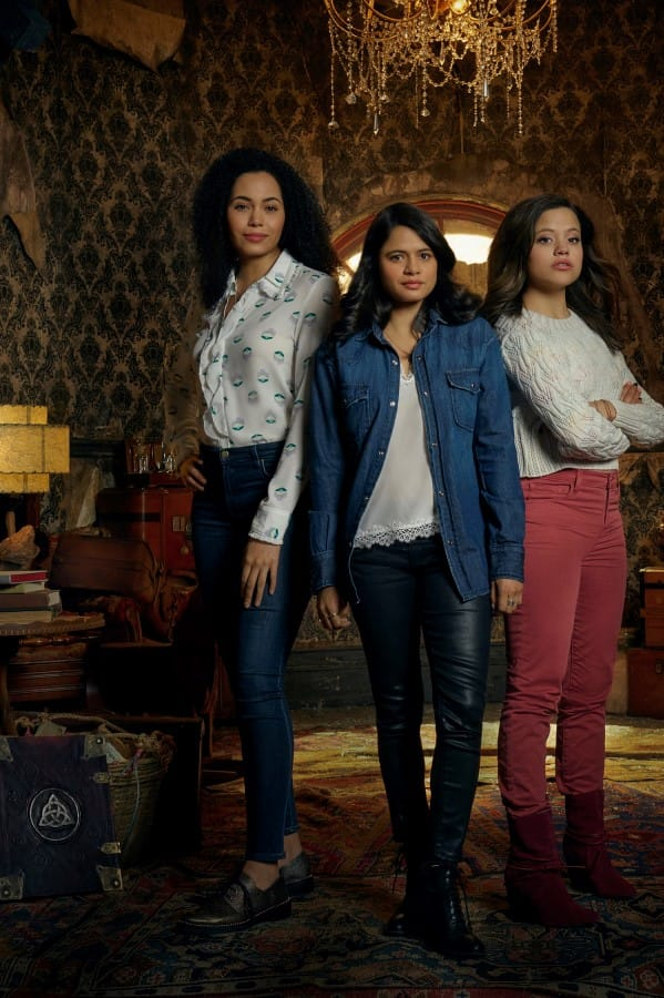 Charmed Ones 2018 In The Attic Charmed 2018 Tv Fanatic