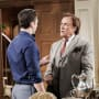 Chad Confronts Andre - Days of Our Lives