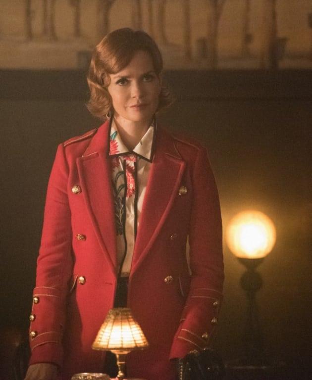 Regret In Red - Riverdale Season 3 Episode 6