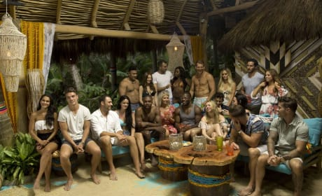 Arriving At the Beach - Bachelor in Paradise