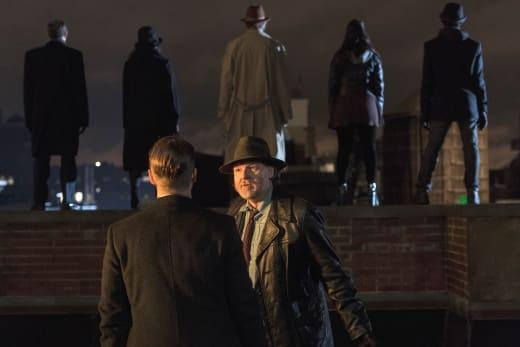 On the Edge - Gotham Season 4 Episode 16