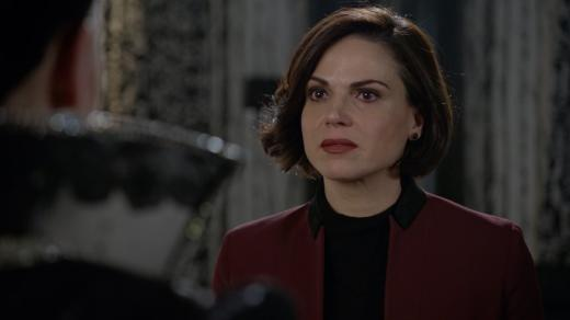 Regina Faces Her Dark Side - Once Upon a Time Season 6 Episode 14