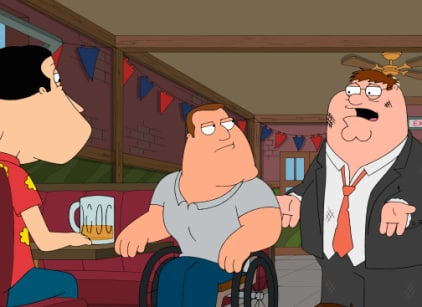 Watch Family Guy Season 10 Episode 1 Online