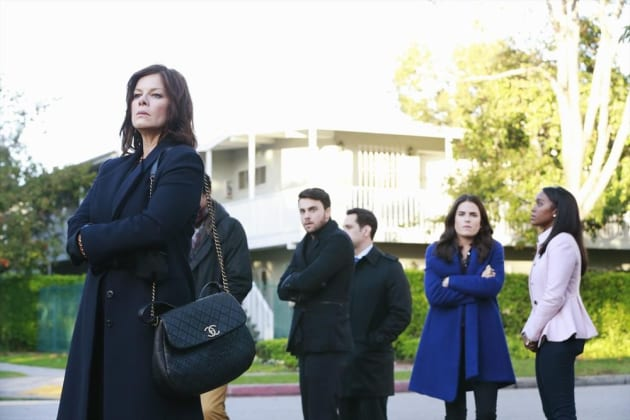 Marcia Gay Harden on How to Get Away with Murder