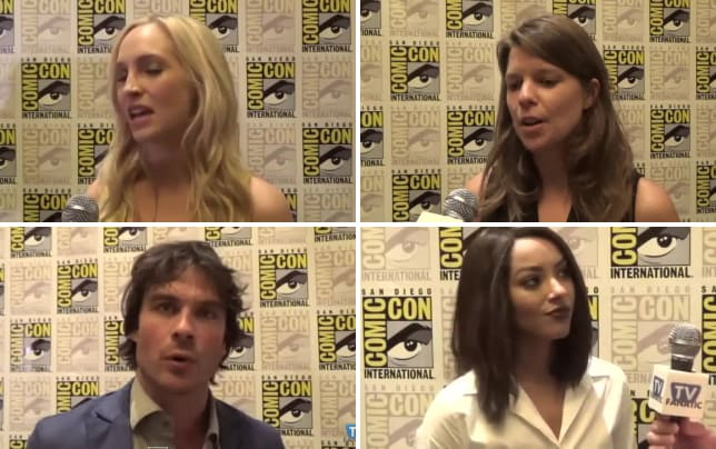 Candice accola teases ultimate demise of mystic falls