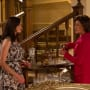 Sharing a Drink - Gilmore Girls