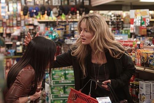 Karen and Marcy