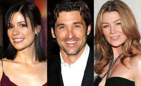 Ellen, Patrick, Lauren