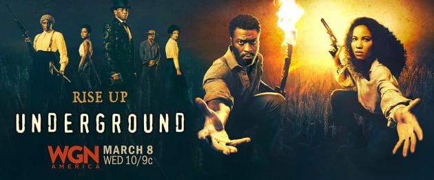 Underground Season 2 Banner