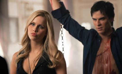 Vampire Diaries Photo Gallery: A Tortured Soul