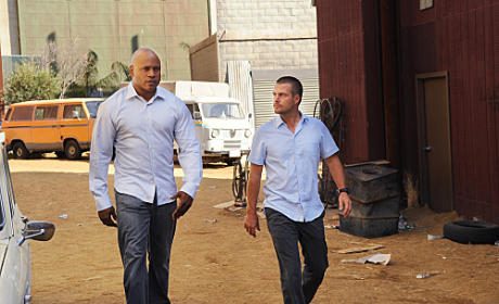 Callen and Sam Picture (NCIS: LA)
