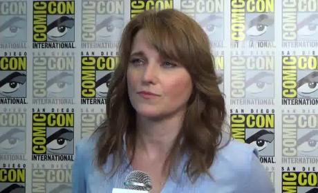 Lucy Lawless Teases Ash vs. Evil Dead