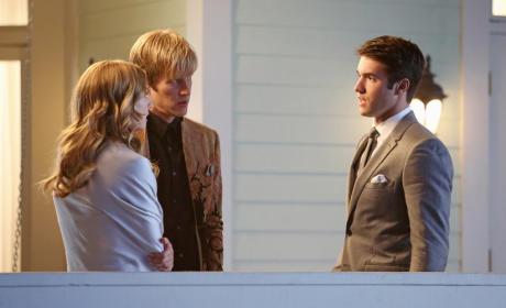 Daniel, Nolan and Emily