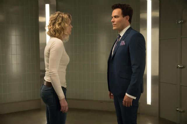 Mr. Ketch and Mary reunited - Supernatural Season 12 Episode 21