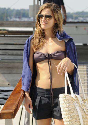 Budig in a Bikini