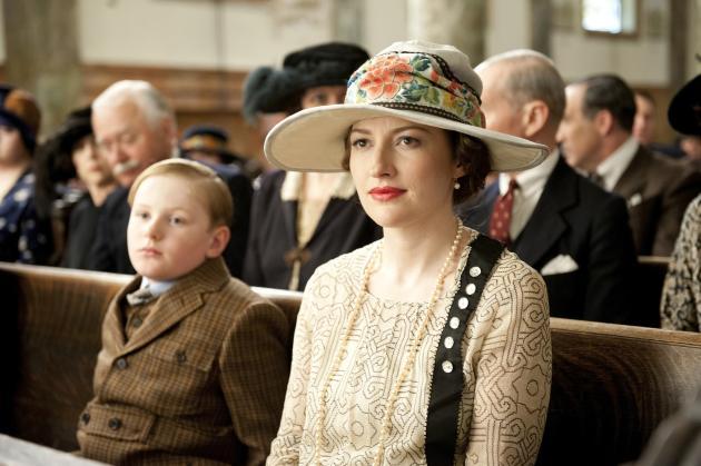 Margaret in Church