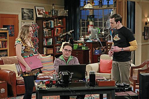 The Big Bang Theory Trio