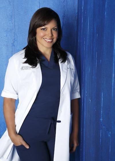 Sara Ramirez as Dr. Callie Torres