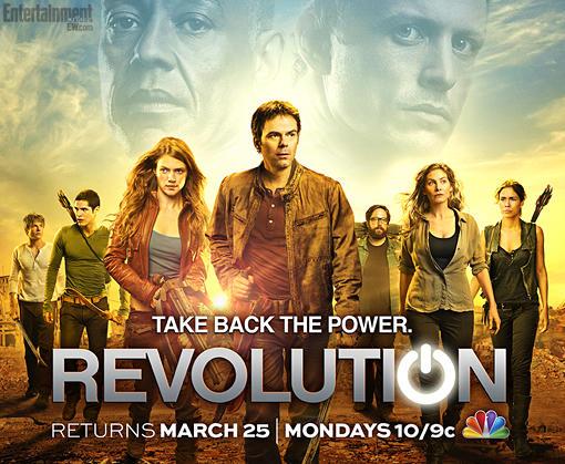 Revolution Poster