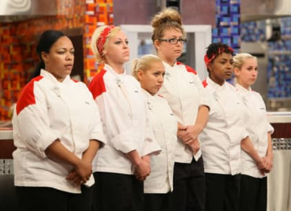 Watch Hell's Kitchen Season 12 Episode 9 Online