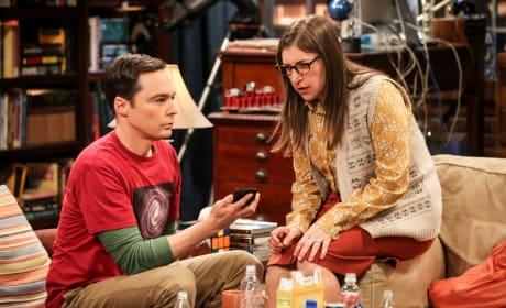 Big News - The Big Bang Theory