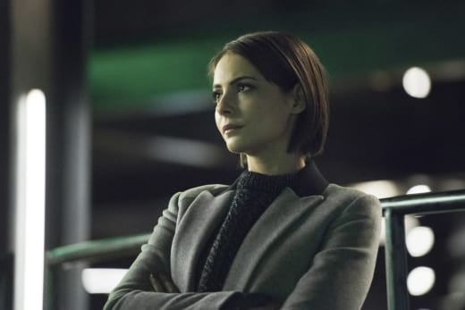 Thea Is Back - Arrow Season 6 Episode 9