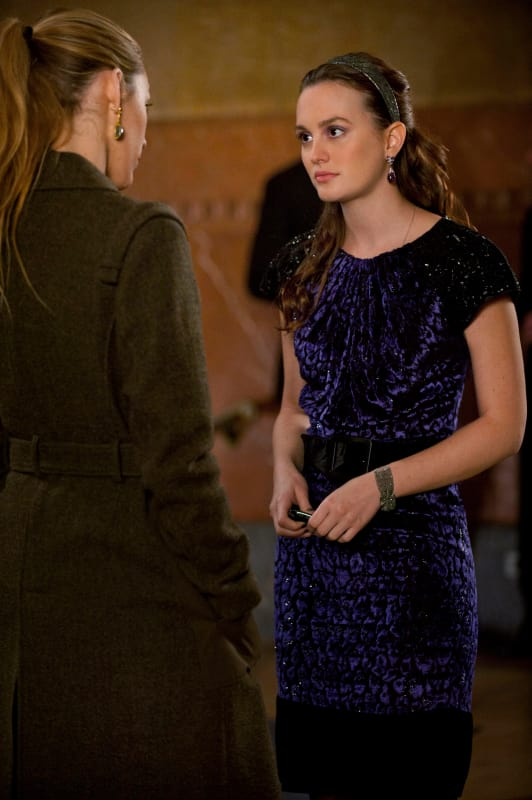 Blair and Serena on GG