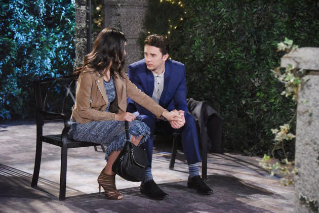 Chad Has Feelings For Gabi - Days of Our Lives