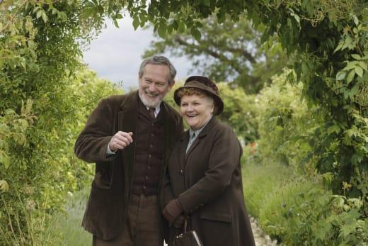 Mason & Patmore - Downton Abbey