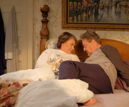 Dan And Roseanne Are Back - Roseanne