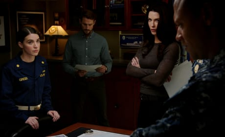 Crew Conference - The Last Ship Season 4 Episode 5
