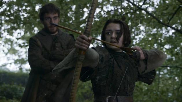 Arya the Archer
